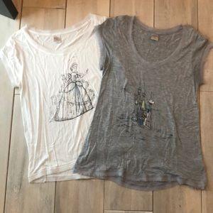 Lauren Conrad disney tshirt lot